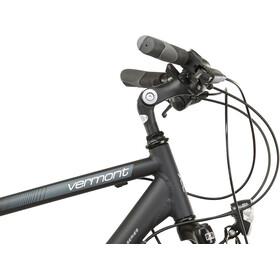 Vermont James Cook - Bicicletas trekking - negro